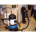 Jet Vac Compact Dry Steam Cleaner with Vacuum Duplex