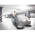 SW8000 Diesel Ride On Floor Sweeper - Nilfisk