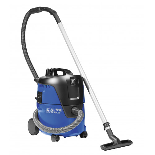 AERO21-01 PC Wet & Dry Vacuum Cleaner - Nilfisk