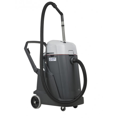 VL500-75 Litre Wet and Dry Vacuum Cleaner Twin Motor 230v- Nilfisk Alto