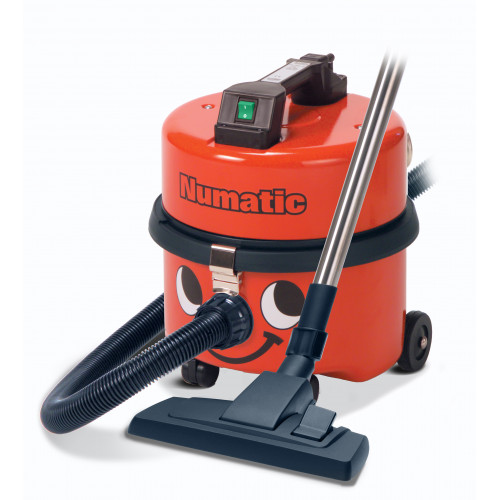 Numatic NQS250B All Steel Vacuum Cleaner - Commercial