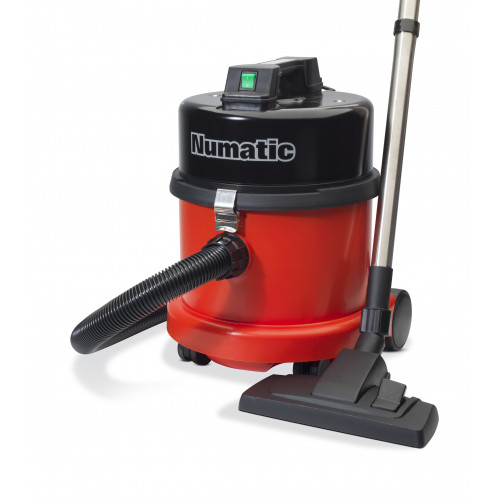 Numatic NVQ370 Vacuum Cleaner With Steel Head- Commercial