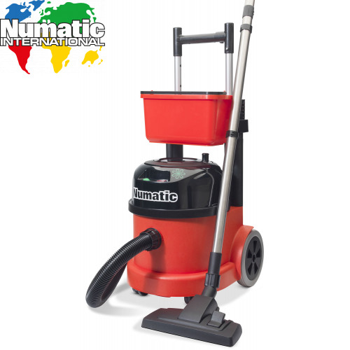 Numatic PPT390 Trolley Vacuum Cleaner - Commercial