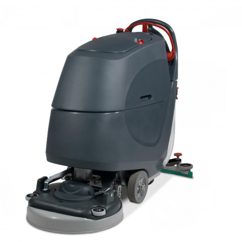 TGB6055 Twintec Scrubber Dryer Battery Powered With Brushes - Numatic