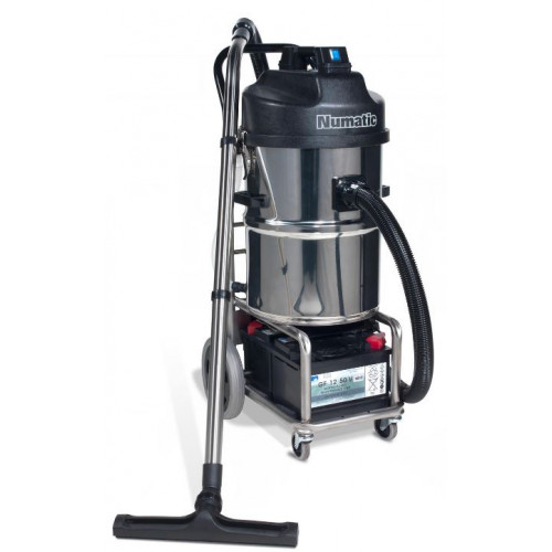 Numatic WVB750 Battery Powered Wet & Dry Vacuum Cleaner