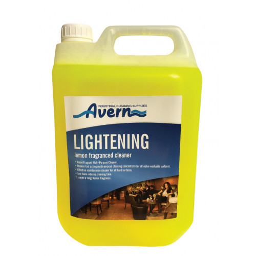 Sabre Lightning Fragrant Cleaner Concentrate C054 5 Litre Selden