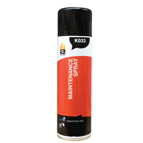 Maintenance Spray Aerosol K033 480ml - Selden