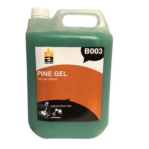 Pine Gel Floor Cleaner B003 5 Litre Selden