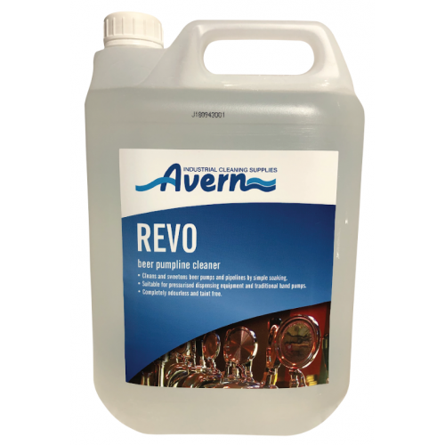 Selvo / Revo Beer Pipeline Cleaner J001 5 Litre Selden