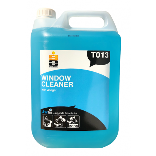Window Cleaner Refill T013 5 Litre - Selden