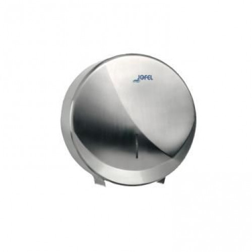 Jumbo Toilet Roll Dispenser Stainless Steel Futura - Jofel