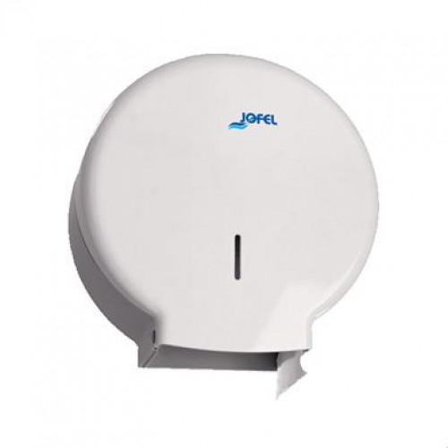 Maxi Jumbo Toilet Tissue Dispenser White Azur - Jofel