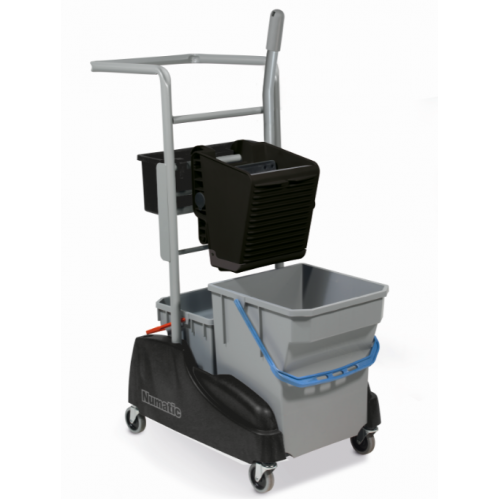 TM2815W TwinMop Numatic Mopping Trolley - VersaClean Numatic