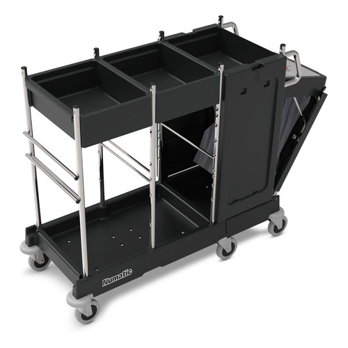 PM21 Pro Matic Janitorial Trolley - Numatic
