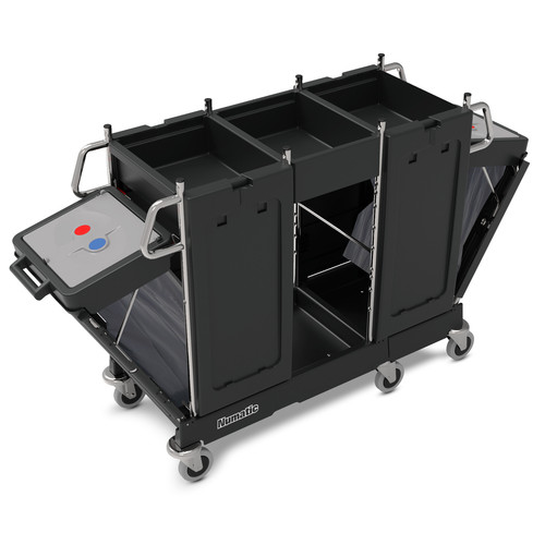 PM22 Pro Matic Janitorial Trolley - Numatic