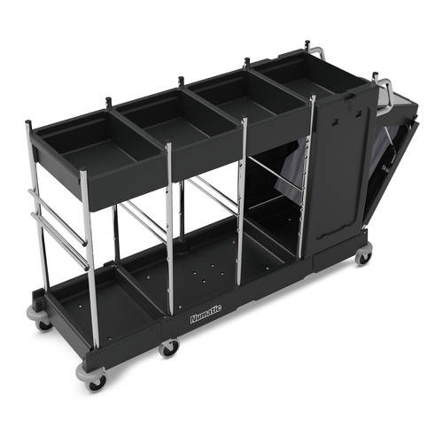 PM31 Pro Matic Janitorial Trolley - Numatic
