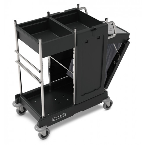 PM11 Pro Matic Janitorial Trolley - Numatic