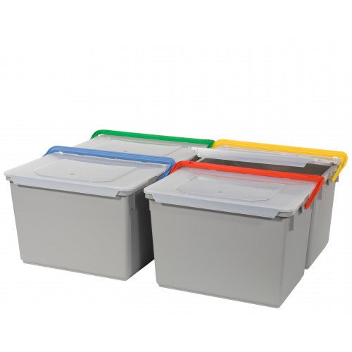 10-Litre MopMatic Pail Red / Green / Blue / Yellow - Numatic