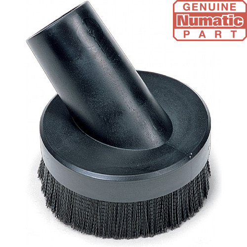 38mm 152mm Rubber Brush with Soft Bristles 602161 - Numatic