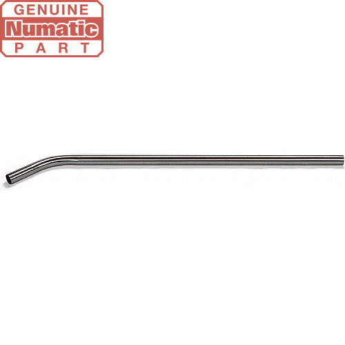 38mm One Piece 1220mm Stainless Steel Wand 602918 - Numatic