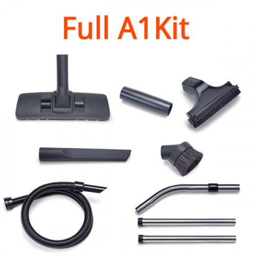 A1 Full 32mm Vacuum Cleaner Accessory Kit 607301 Genuine Numatic