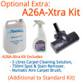 Numatic George Vacuum Carpet Cleaner GVE370 Hoover with A26A Kit