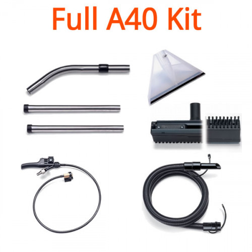 A40 32mm All Floors Extraction Kit 607290 Genuine Numatic