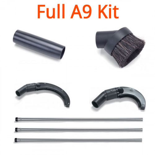 A9 32mm High Level Cleaning Accessory Kit 607308 Genuine Numatic