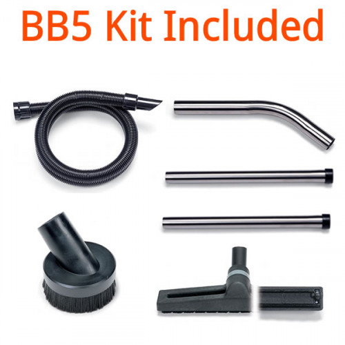 BB5 Dry Floor Tool Kit 607335 - Numatic
