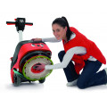 HTB1840 Micro Twintec  Scrubber Dryer Battery Powered - Numatic