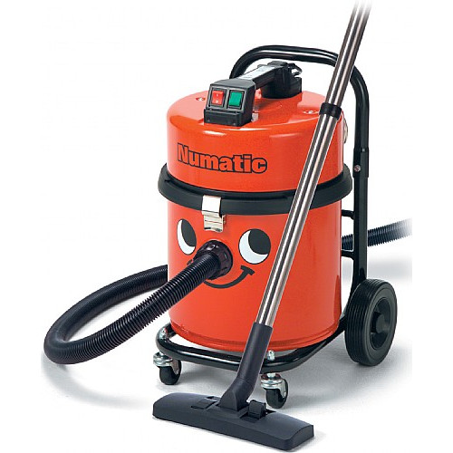 Numatic NQS350B All Steel Vacuum Cleaner - Commercial
