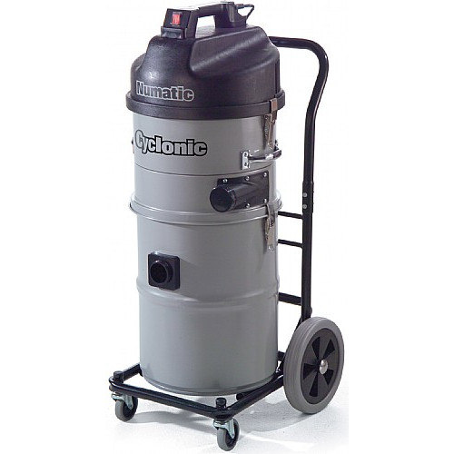 NTD750C Cyclonic Industrial Dry Utility Vacuum Cleaner - Numatic Specialised