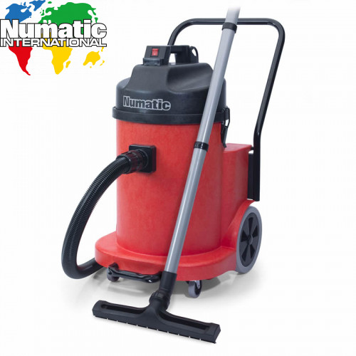 Numatic NVQ900 Industrial Dry Vacuum Cleaner / Hoover,