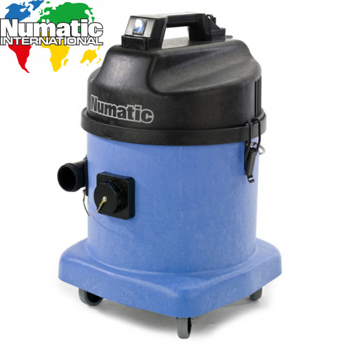 Numatic WVD570C Swarf & Coolant Oil Engineering Wet Utility Vacuum - Numatic Specialised