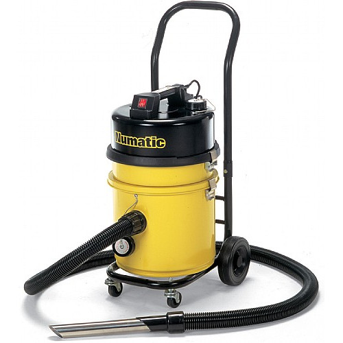 HZ350 Hazardous Soot Dust Chimney Sweep Utility Vacuum Cleaner - Numatic Specialised