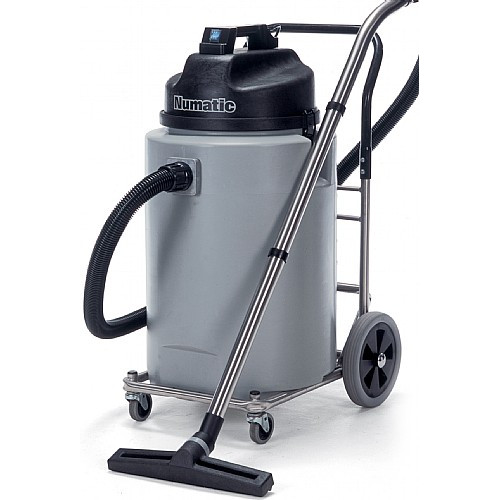 Numatic WVD2000-2 Industrial Wet and Dry Vacuum Cleaner / Hoover