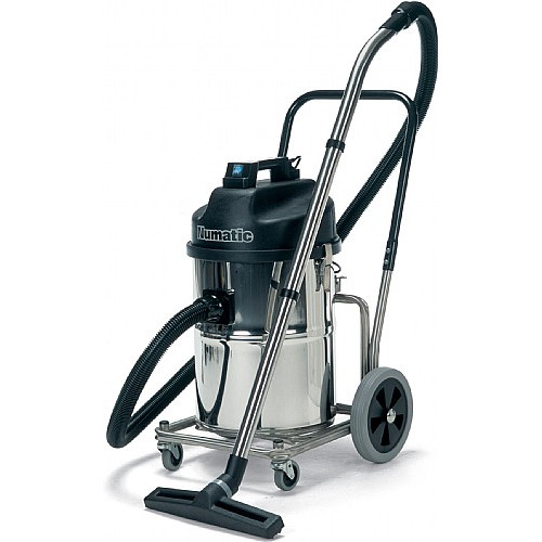 Numatic WVD750T Industrial Wet Or Dry Vacuum Cleaner / Hoover