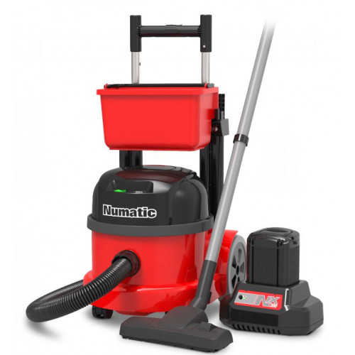 Numatic PBT230NX Battery Powered Trolley Vacuum Cleaner