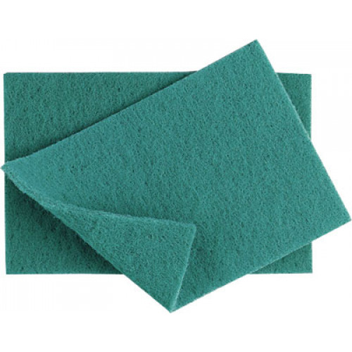 Abbey Green Scouring pads Catering Grade 10 Pack - Robert Scott