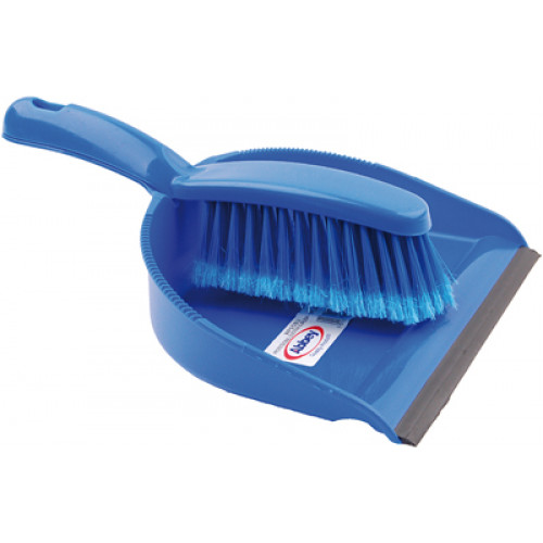 Dustpan & Brush Set  Soft or Stiff Bristle Robert Scott