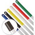 "Exel Alloy Mop Handle Colour Coded  137cm / 54"" - Robert Scott"