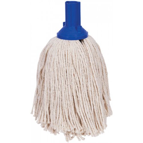 Mop Head Exel 200g PY Colour Coded Push Fit- Robert Scott
