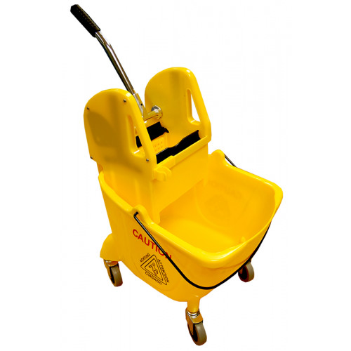 Buffalo Kentucky Mop Bucket and Wringer 24 Litre Robert Scott