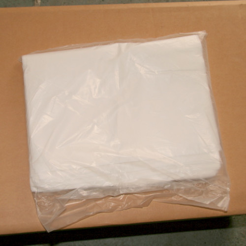 "White Bin Liner, Light Duty, 15""x24""x24"" 12 Micron Apollo Case 1000"