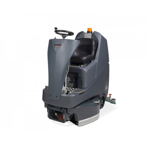 TTV678G/300T Ride On Twintec Vario Scrubber Dryer, Battery - Numatic