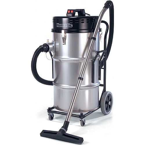 NTT2003 Triple Motor Cyclonic Dry Industrial  Vacuum Cleaner Numatic