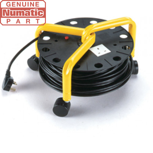20m Cable Roll (UK) 230V- Extention Cable - 612002 - Numatic