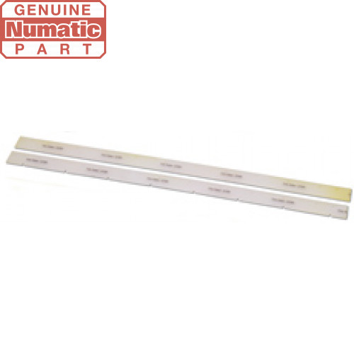 Replacement Polyurethane Blade Set (2 pieces) - 606072 - Numatic