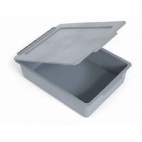 Deep 120mm Full Tray No Divisions + Lid - 627583 - NuKeeper - Numatic