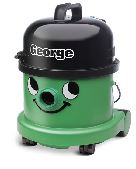Numatic George Carpet Cleaner